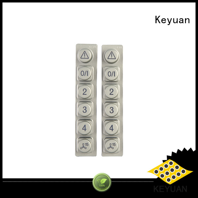 Diameter: 1-9mm Silicone Rubber Parts below 100Ω For massage Keyuan