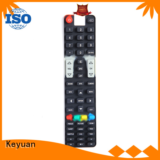 -30—200℃ silicone rubber products manufacturer custom For electronic Keyuan