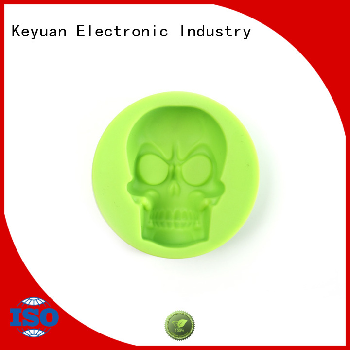 Keyuan 15 Hole silicone kitchenware products Flexible and durable For cake making