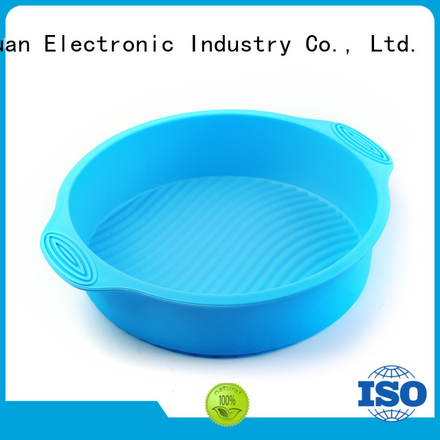 Keyuan 15 Hole silicone kitchen items Oven safe For kitchen