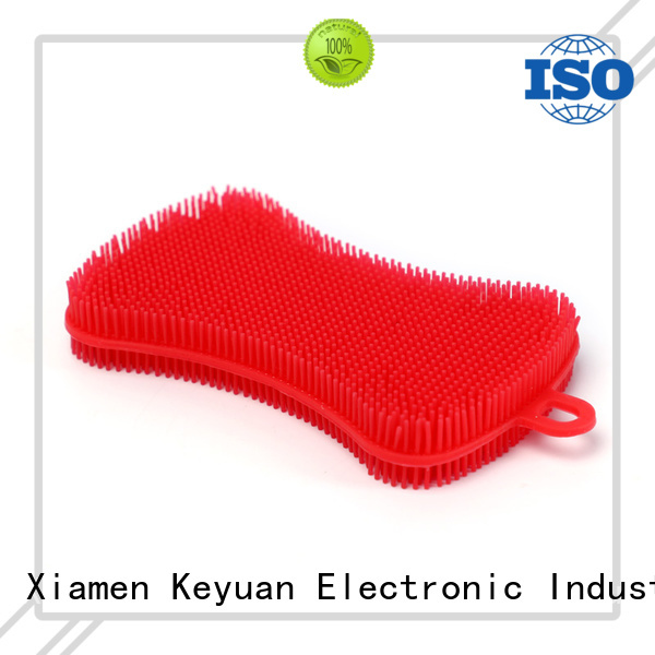 Keyuan 15 Hole silicone kitchen items Oven safe For chocolate cake making