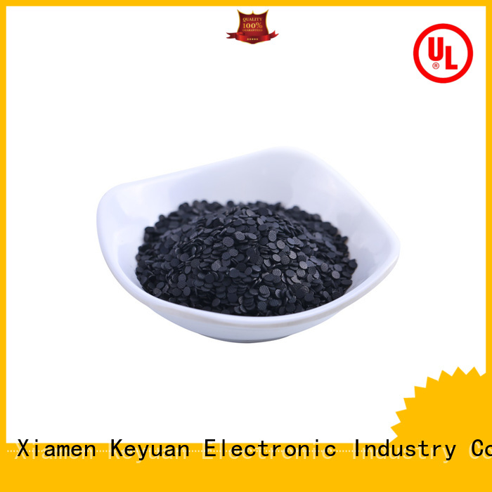 Keyuan Diameter: 1-9mm silicone rubber products combo For Massage Chair