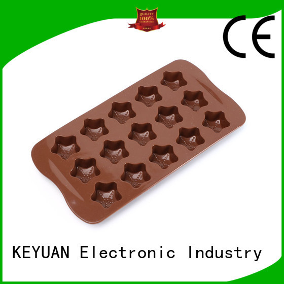 Keyuan heat-resistant silicone kitchen products well designed for industrial