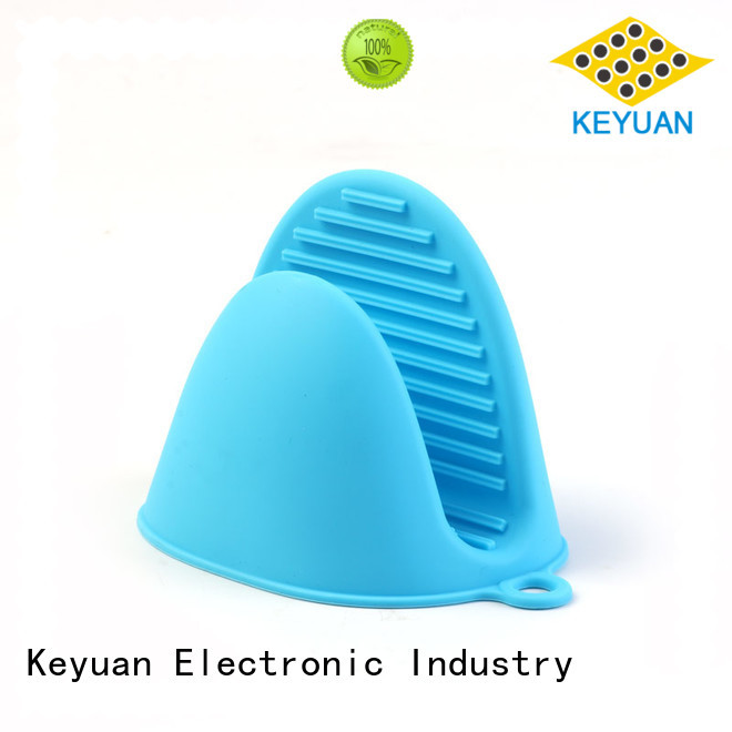 Keyuan Food Grade silicone kitchenware products Freezer safe For chocolate cake making