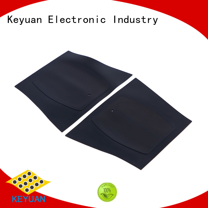 High Quality silicone rubber products below 100Ω Dustproof For massage