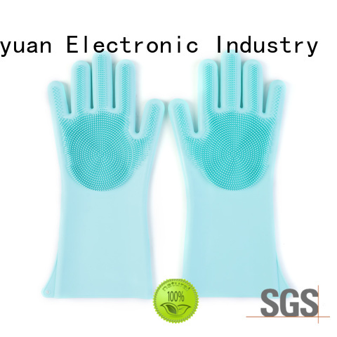 Keyuan 18*18*0.8cm silicone household products Customized Embossed For food delivering