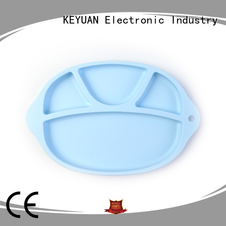 Keyuan 18*18*0.8cm silicone household items Honeycomb For Children
