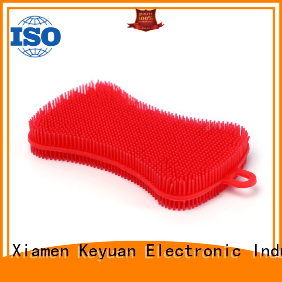 Keyuan best silicone kitchen items Dishwasher safe For Microwave