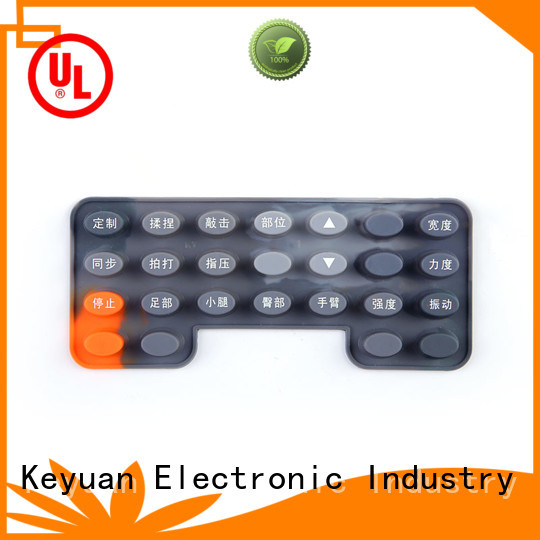 Keyuan 2019 o rings and seals 0.3-0.9mm For Massage Chair