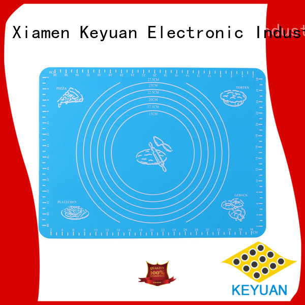 Keyuan Long Section Plus silicone kitchen products Non-stick For cake making