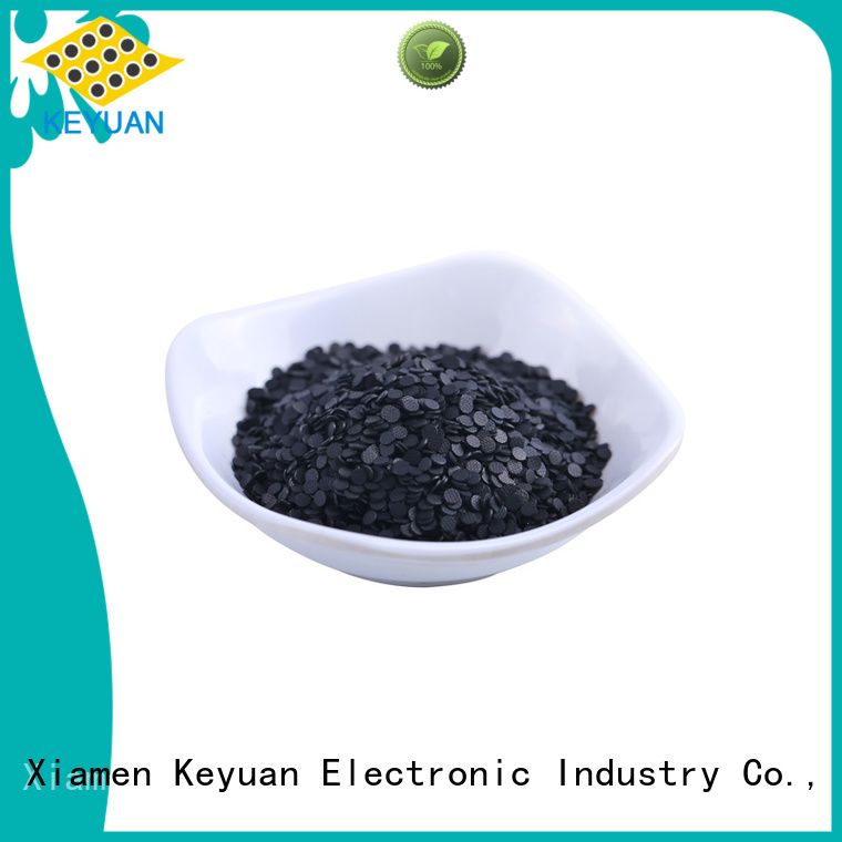Keyuan best Silicone Light Transmission Rubber Button Keypads Purity: 75 For electronic