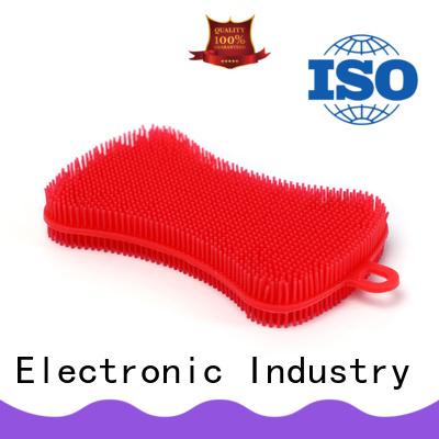 Food Grade Silicone Dishwashing Brush