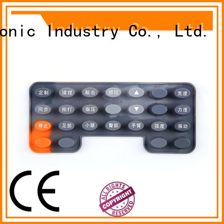 Keyuan excellent silicone rubber products personalized for electronic