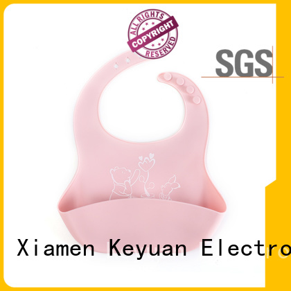 professional silicone baby bibs series for home