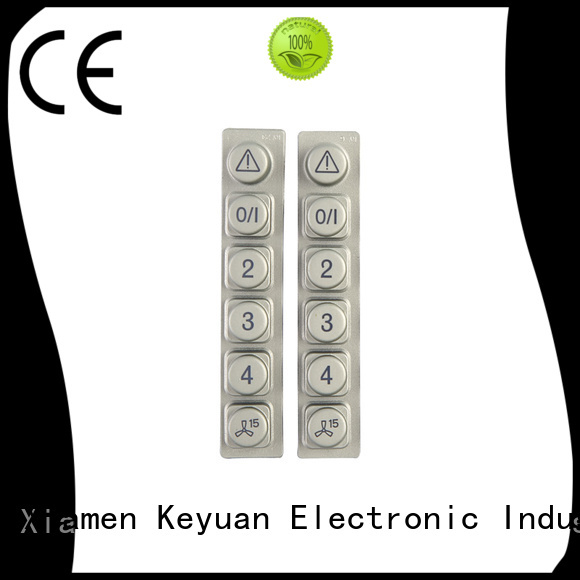 Keyuan elegant silicone rubber products factory price for electronic