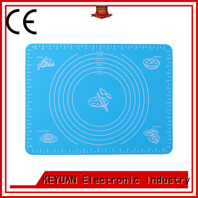 Keyuan -40℃~ 230℃ silicone kitchen items For ice cube