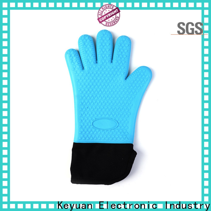 Keyuan embossed silicone household products from China for kitchen