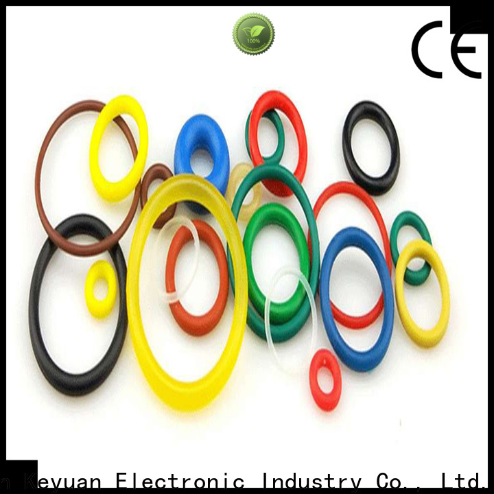 Keyuan silicone rubber products wholesale for electronic