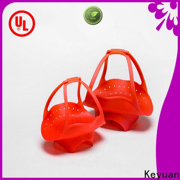 Keyuan thick silicone kitchen items well designed for household