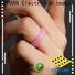 Keyuan quality silicone engagement ring supplier free sample