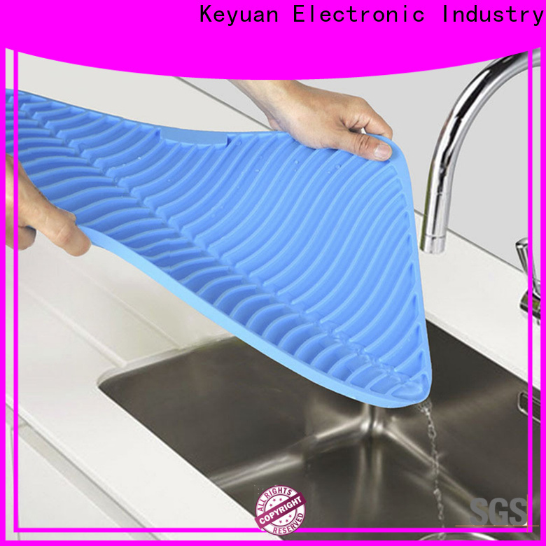 Keyuan nonslip silicone kitchen products well designed for cake making