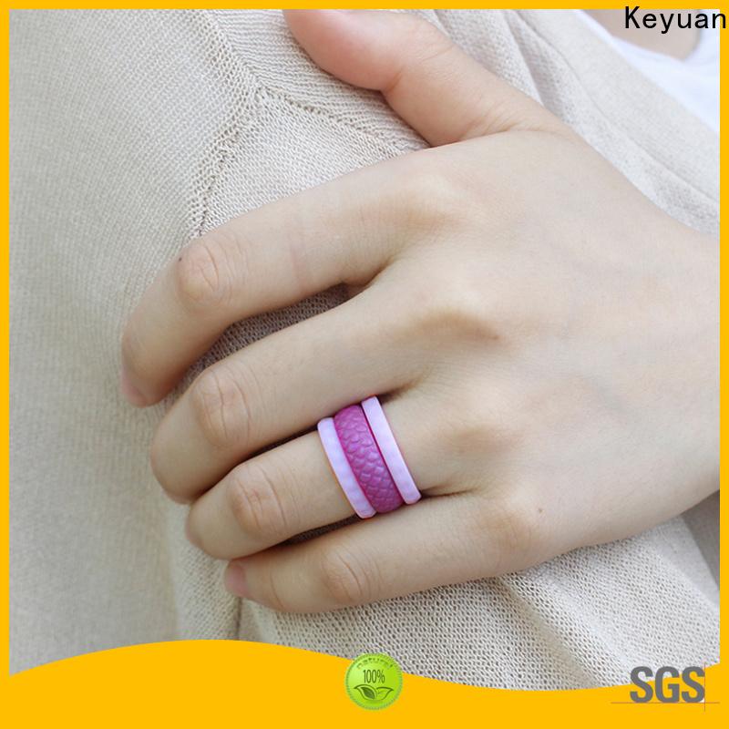 durable rubber wedding bands manufacturer for wholesale