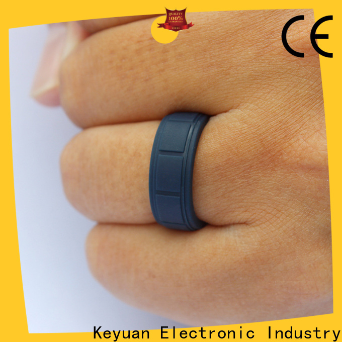 Keyuan silicone band rings supplier fast delivery