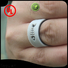 Keyuan durable silicone wedding rings factory fast delivery