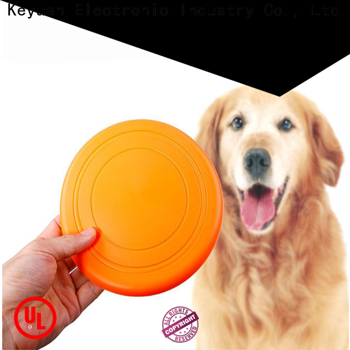 Keyuan silicone dog bowl factory for household