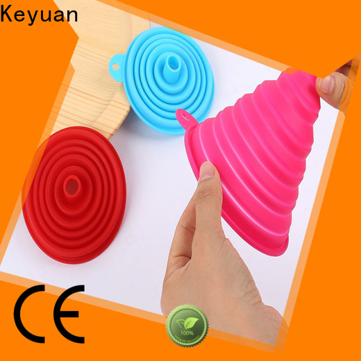 Keyuan silicone kitchen items well designed for baking