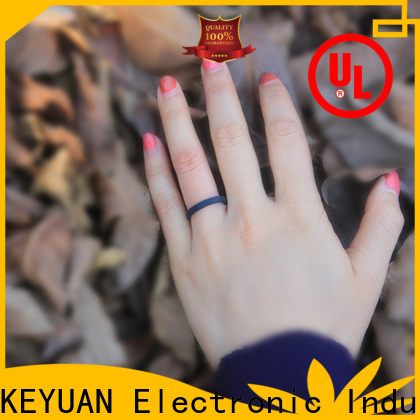Keyuan best silicone rings manufacturer for wholesale