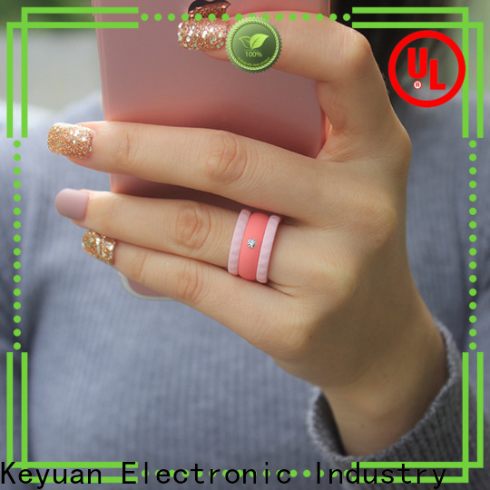 Keyuan silicone rings company for wholesale