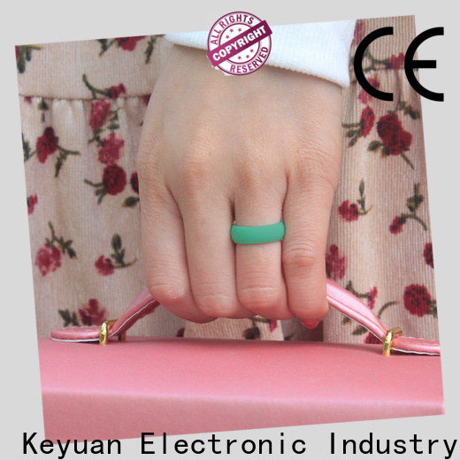 Keyuan silicone rings womens company for wholesale