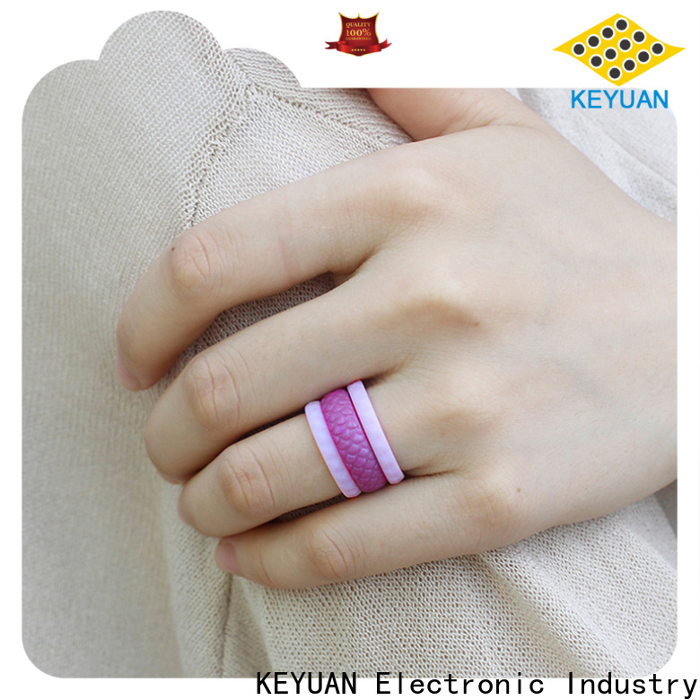 durable silicone rings womens company free sample