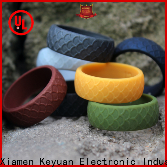 Keyuan silicone rings factory fast delivery