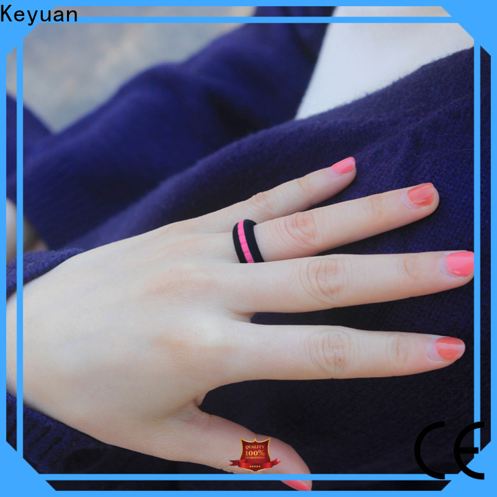 quality assured silicone rings womens manufacturer free sample