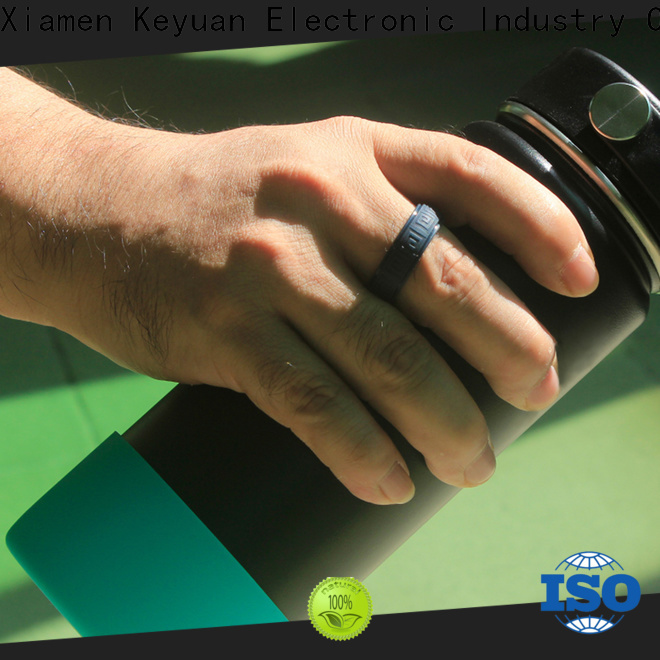 quality assured best silicone wedding bands supplier fast delivery