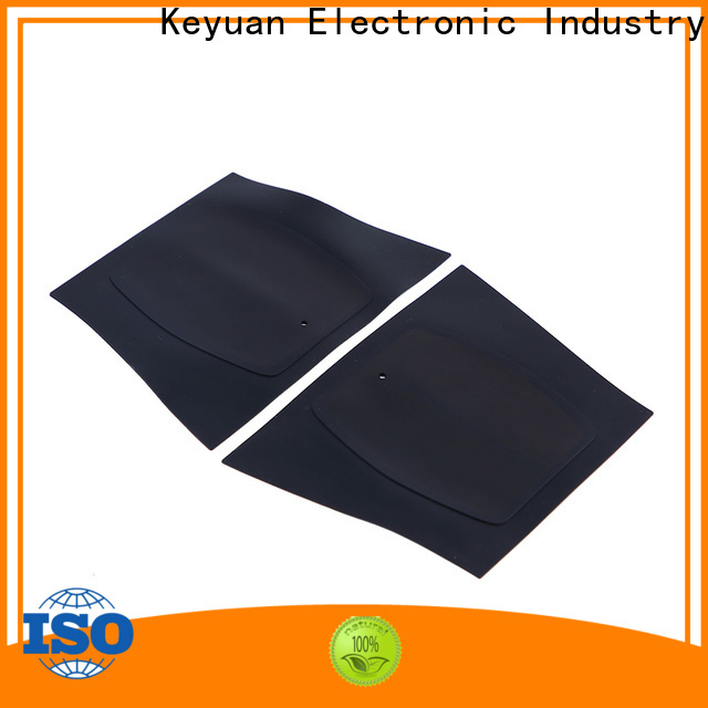 Keyuan conductive silicone rubber products manufacturer wholesale for keypad
