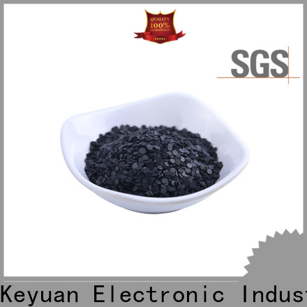 Keyuan silicone rubber products factory price for electronic