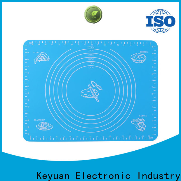 Keyuan silicone kitchenware products wholesale for baking