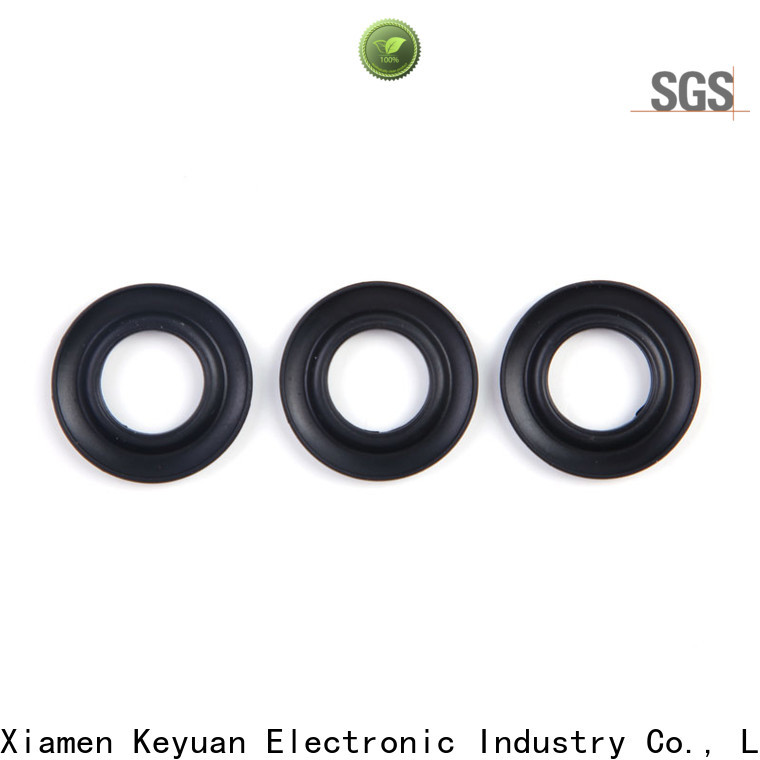 Keyuan conductive silicone rubber products factory price for electronic