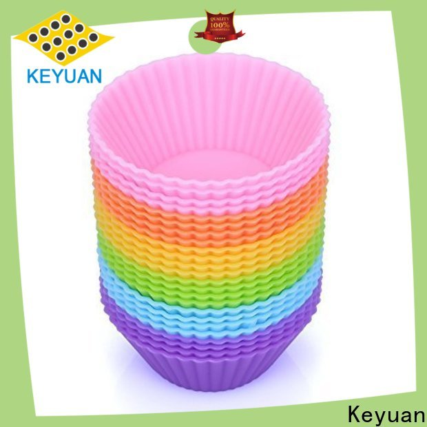 Keyuan heat-resistant silicone kitchen items factory for baking