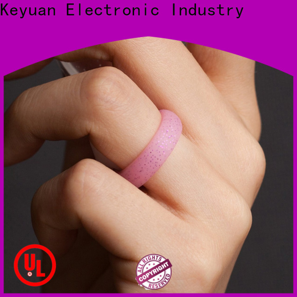 Keyuan quality assured rubber wedding bands supplier fast delivery