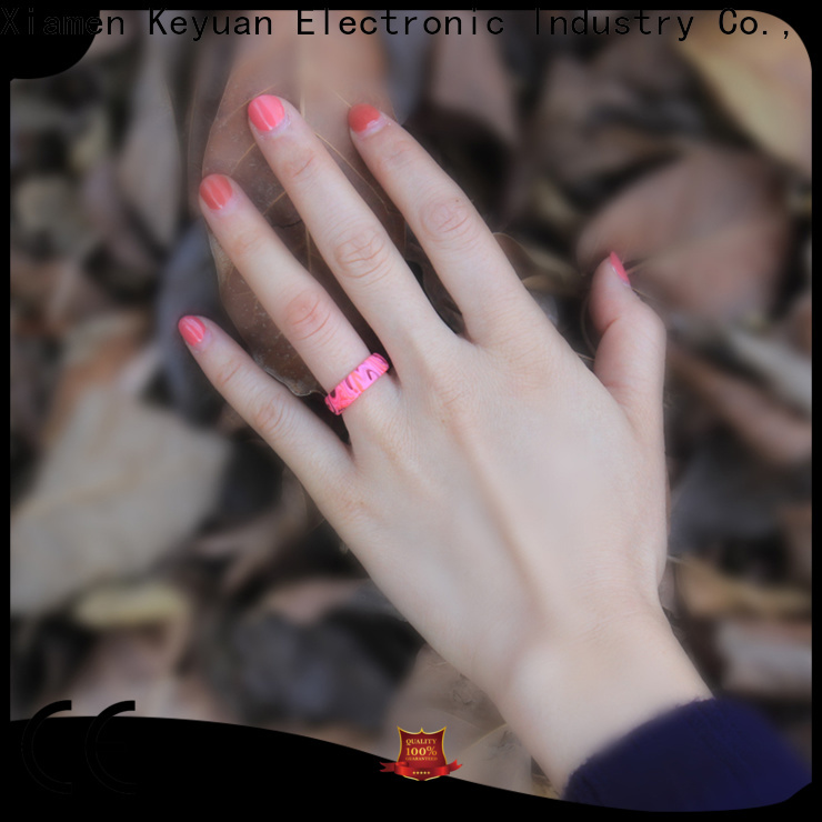 Keyuan best silicone wedding bands factory for wholesale