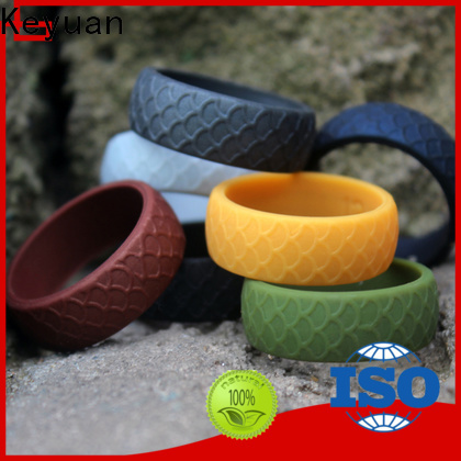 quality assured silicone wedding bands company free sample