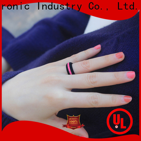 Keyuan hot-selling silicone wedding rings supplier free sample