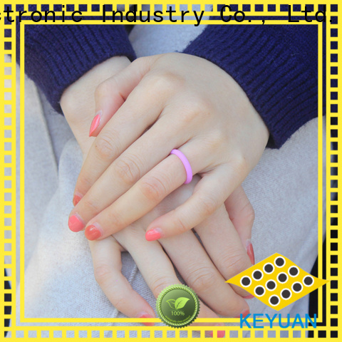 quality assured silicone wedding rings supplier fast delivery