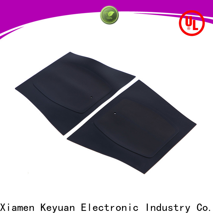 approved silicone rubber products supplier for industrial