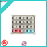 Keyuan approved silicone rubber products supplier for remote control