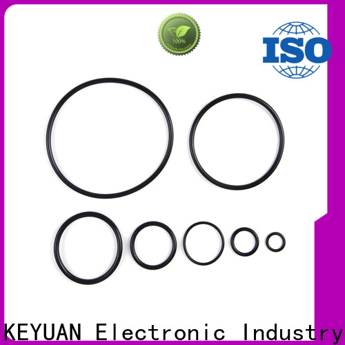 Keyuan conductive silicone rubber products manufacturer supplier for industrial